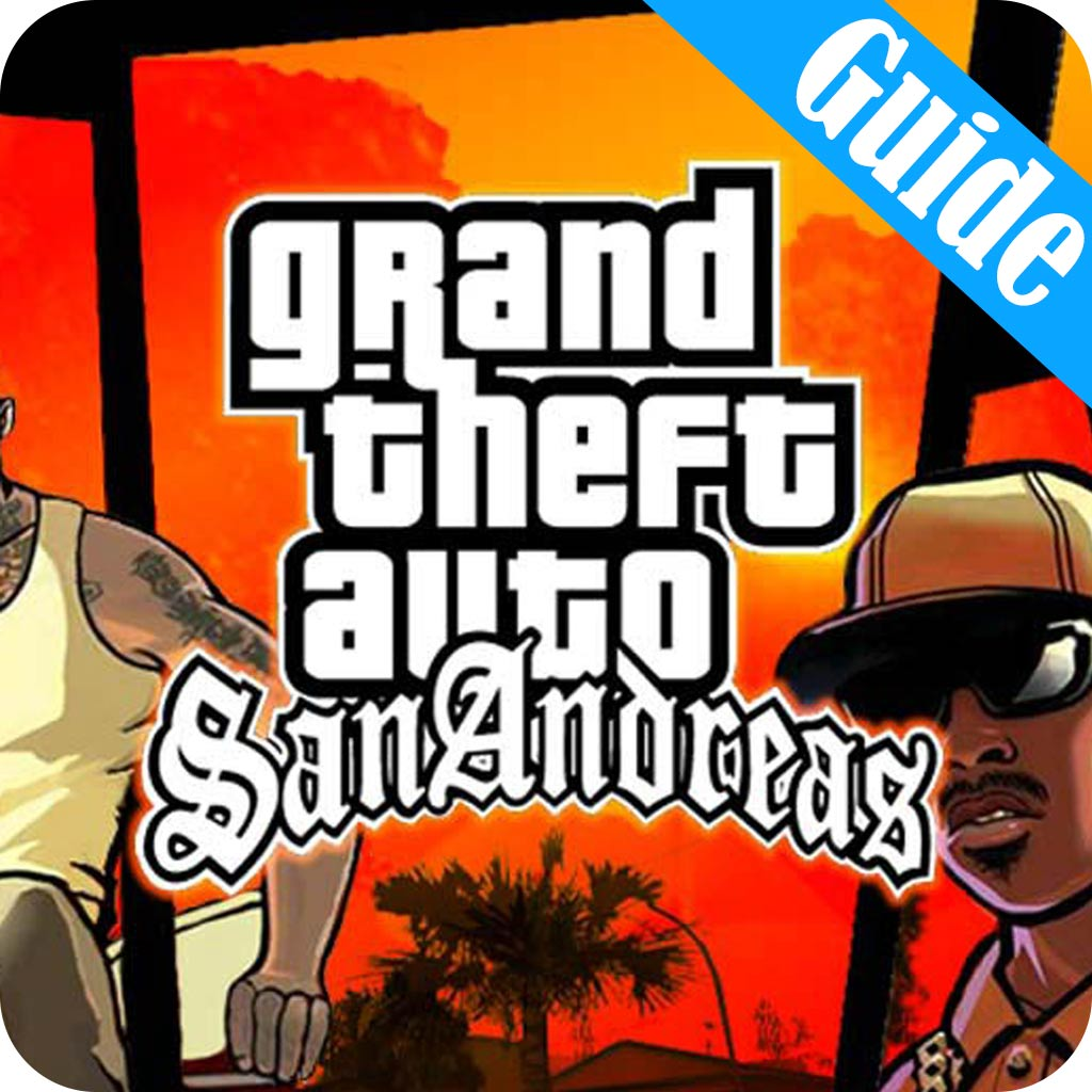 guide for grand theft auto san andreas